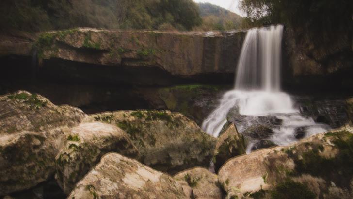 Cachoeira tremida