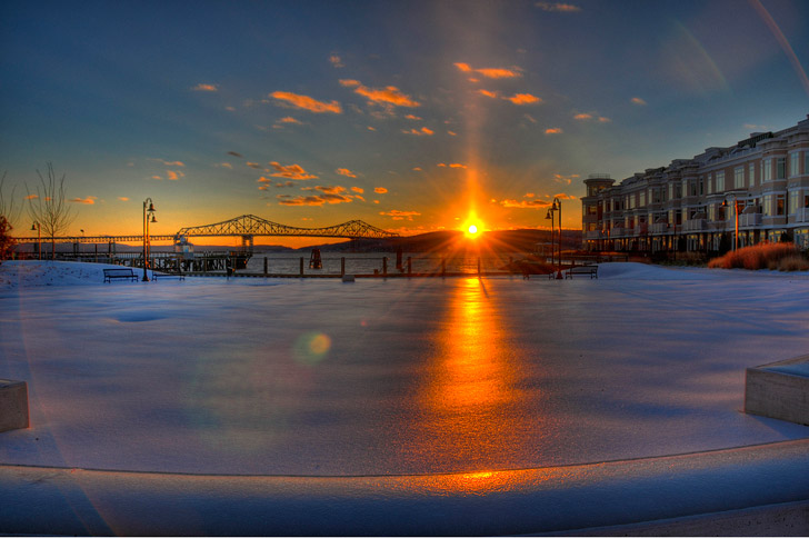 Tappan Zee Bridge HDR